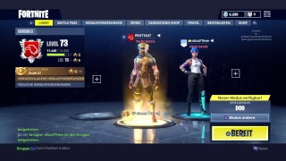 FORTNITE LIVE PS4 !!! Waiting for Starter Pack! ENGLISH - #080 Daily +222 wins