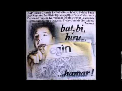 VA - Bat Bi Hiru Hamar 1987