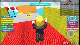 OMG tremendous obby and I'm Sonic Roblox