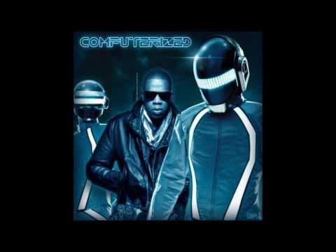 Daft Punk Ft Jay Z - Computerized (Daftmix)