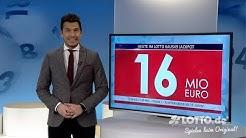 Ziehung der Lottozahlen vom 14.12.2019