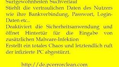 Entfernen Outrageous Deal Ads von Ihrem Windows-PC