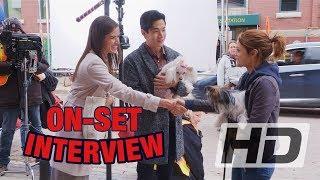 Download Henry Lau & Kathryn Prescott On Set 'A Dog's Journey' Interview [HD] Mp3