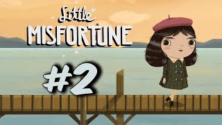 NO ME FÍO DEL SEÑOR VOCES... - Little MisFortune |#2 / FINAL| iTownGamePlay