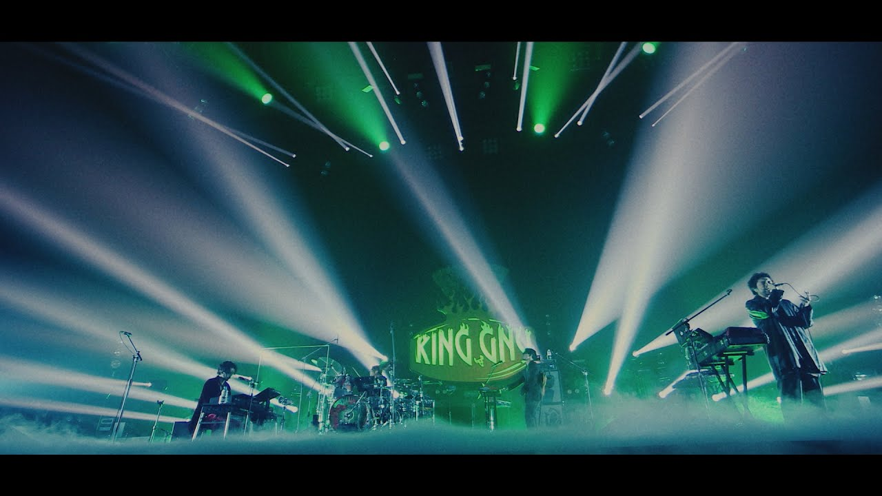 "King Gnu - 三文小説 (King Gnu Live Tour 2020 AW ""CEREMONY"" Tour Final in Makuhari Messe)"