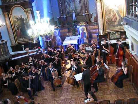 Dmitri Shostakovich - Prelude for 2 cellos and chamber orchestra