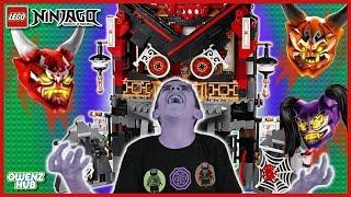 LEGO Ninjago Temple of Resurrection #70643 Speed Build & Review
