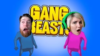 BOYFRIEND VS GIRLFRIEND! GangBeasts | Little Kelly