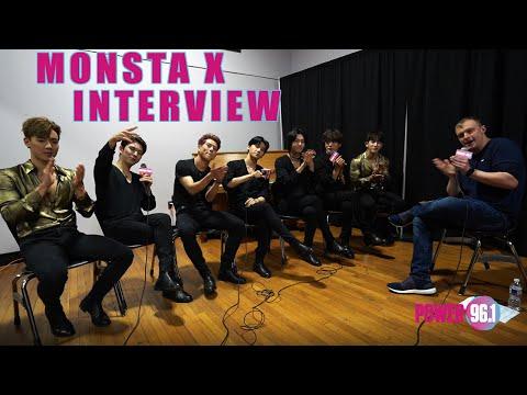 Maddox - Maddox Talks With MONSTA X!