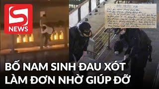 """Bố nam sinh Việt Nam tại Nhật Bản đau xót: """"Vì xa xôi cách trở nên không biết xoay xở thế nào"""""""