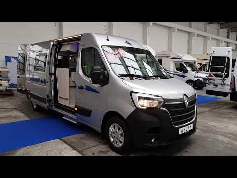 AHORN Camp Vanlife | Van 620 Auf Renault Master | Modell 2020 | Roomtour