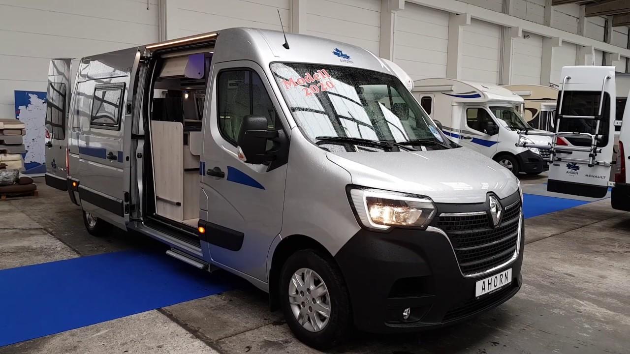 AHORN Camp Vanlife  Van 8 auf Renault Master  Modell 8  Roomtour
