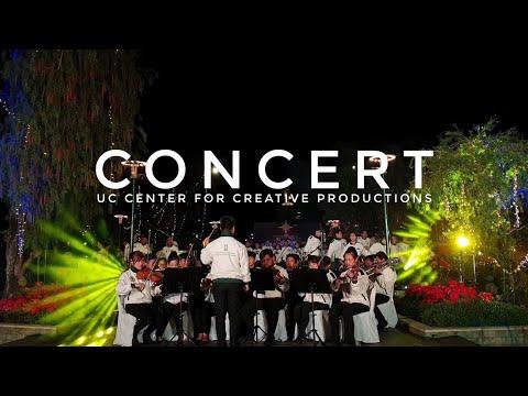 BAGUIO CITY: UC Center For Creative Productions - Rose Garden Concert