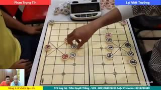 [LIVE] Nội dung cờ chớp giải vô địch cờ tướng Việt Nam năm 2020   Thể thức : 9 vòng hệ Thụy Sĩ