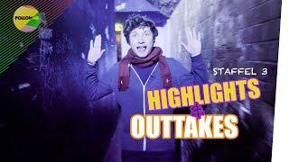Fails & Outtakes - die lustigsten Szenen mit Reyst
