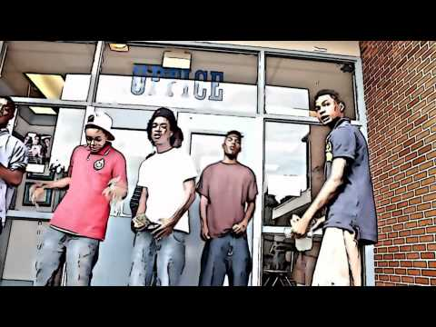 Im Ballin (official)video - Hustle Boyz of Goon Squad Ent(Produced by D-Shine)
