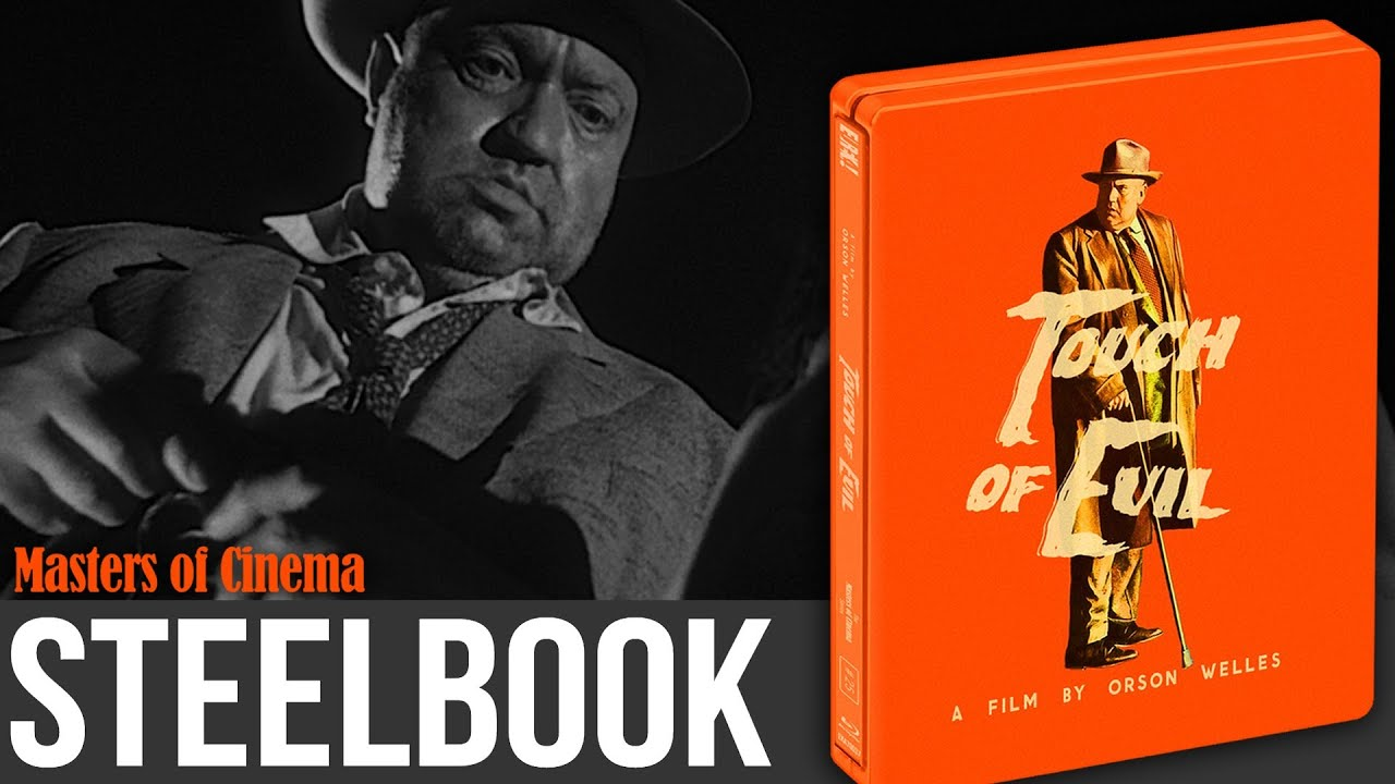 Download Touch of Evil | Masters of Cinema Blu-ray Steelbook | Hi-Def Ninja.com