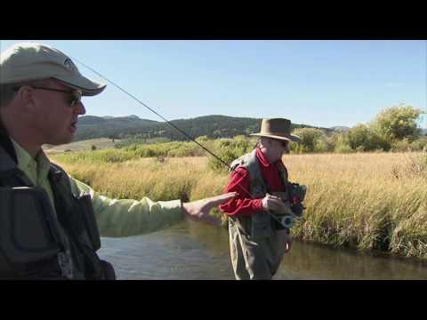 Bob Jacklin Uses Terrestrials For Trout | Montana