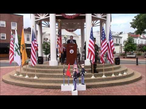 Flag Day Ceremony 2017