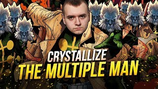 Crystallize - The Multiple Man