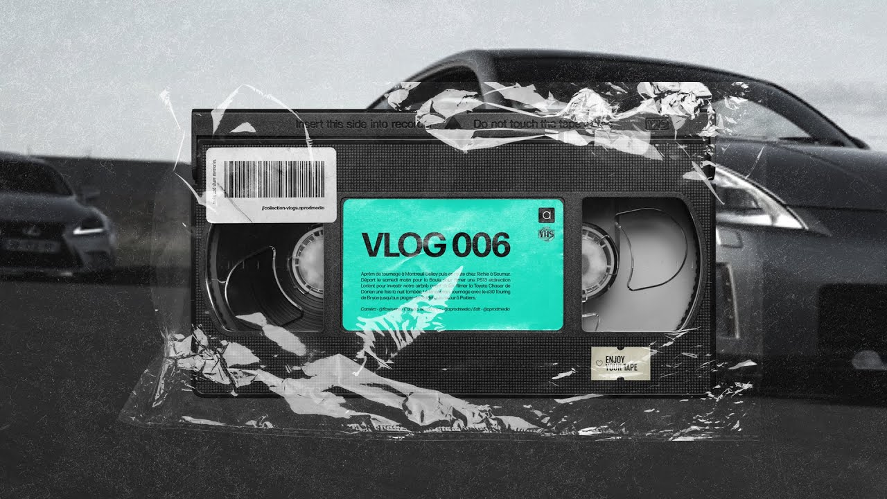 VLOG 006 - On part filmer !