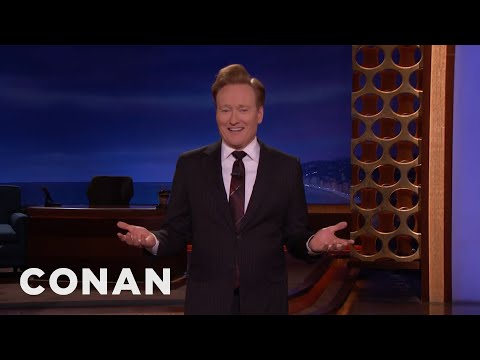 Conan: Garrison Keillor Issued An Apology To His Three Living Fans  - CONAN on TBS