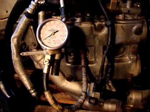 JDM Subaru WRX STi ver 8 EJ20 Engine Compression Test Videos - YouTube