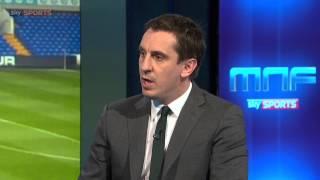 Gary Neville questions Tottenham