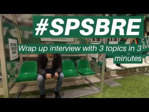 SPS Bremen 2020 Wrap Up Interview
