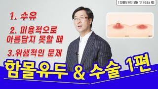 함몰유두 & 수술 [1편] - 가슴성형수술/인천…