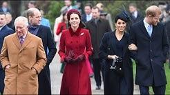 Stammbaum der britischen Königsfamilie in Videografik