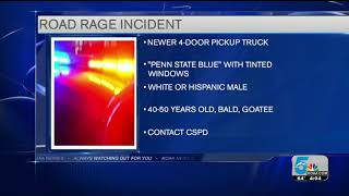 CSPD looking for road rage suspect who allegedly wielded gun