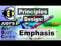 Principles of Design   Part 04   Emphasis