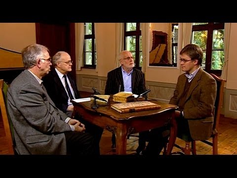 A conversation between four scholars of J.S. Bach - Ton Koopman