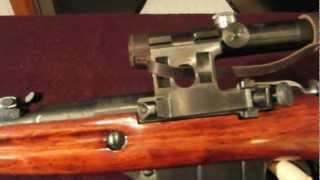 Mosin Nagant 91/30 restoration lessons