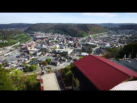 Drone - An Extended View of Johnstown PA, 2016