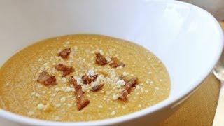 Cozy Two-Potato Soup