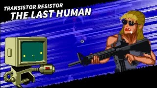 Enter the gungeon The Robot past (Kill the last human)