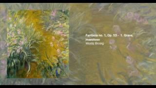 Fantasia no. 1, Op. 53 -  1. Grave, maestoso, Moritz Brosig