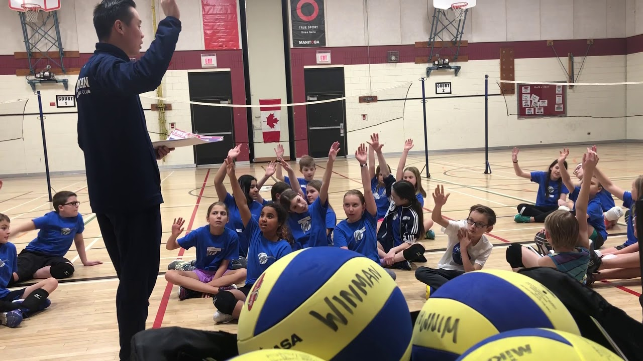Winman Volleyball Club A Non Profit Organization Promoting The Sport Of Volleyball In Winnipeg And Surrounding Areas Elite Volleyball Club For Boys And Girls 12u 18u