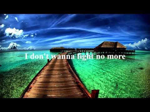 Alabama Shakes - Don't Wanna Fight Lyrics