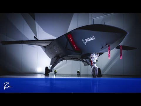 Boeing Unveils First Loyal Wingman Aircraft