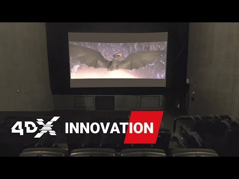 How to Train Your Dragon: The Hidden World in 4DX | Inside the Theater 360º VR