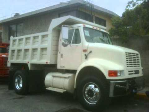 Venta De Carros Usados >> Camiones de Volteos - YouTube