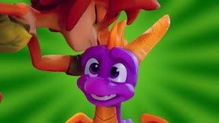 Spyro Avoids a Long-Term Relationship