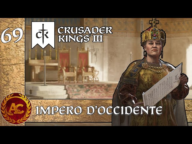 LA QUESTIONE UNGHERESE || CRUSADER KINGS III - SICILIA || GAMEPLAY ITA #69