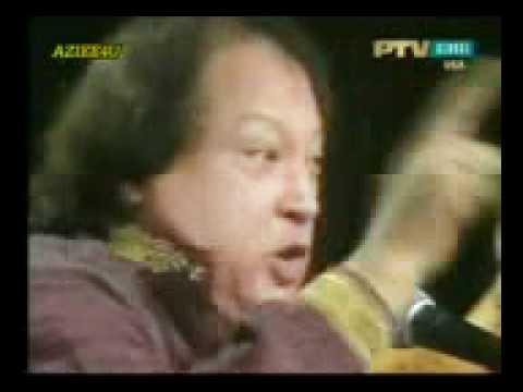 Alif Allah Chambe Di Booti Murshad The Greatest Ustad Nusrat Fateh Ali Khan  DjPunjab Com   YouTube