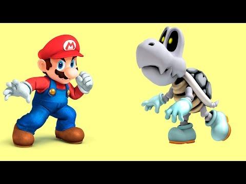 🐢 Супер Марио спасает принцессу Пич Мультик ИГРА для детей Часть 4