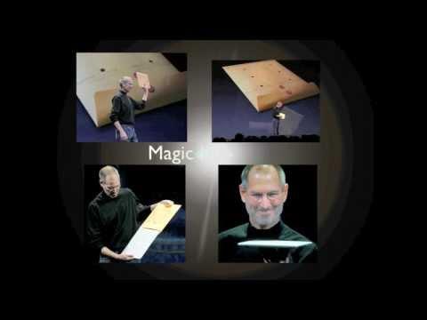 Steve Jobs Presentation Skills