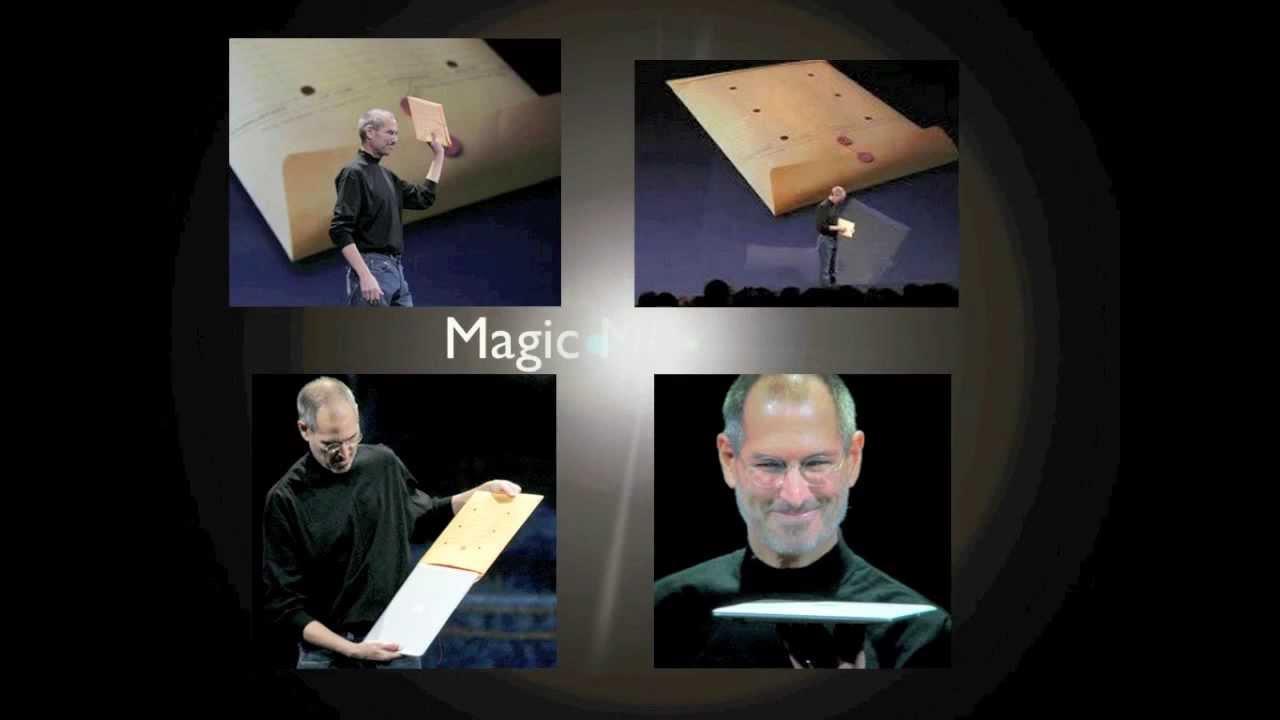 Steve jobs presentation skills youtube toneelgroepblik Gallery